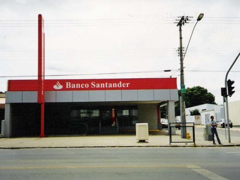 BANCO SANTANDER - AGÊNCIA TAGUATINGA/ BRASÍLIA